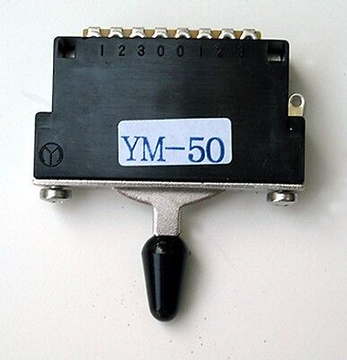 YM-50 Switch for Late 80's Early 90's Made in Japan Ibanez Guitars on Rummage