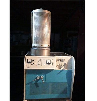 Cvc Filament Thermal Evaporator 18 Diameter X 30 Tall Bell Jar