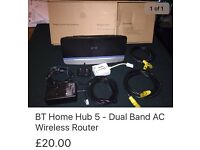 BT HOME HUB ROUTER