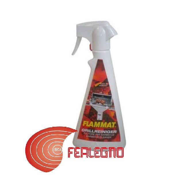 POWDER DEGREASER SPRAY FOR CLEANING OF GRIDS AND BBQ BARBECU