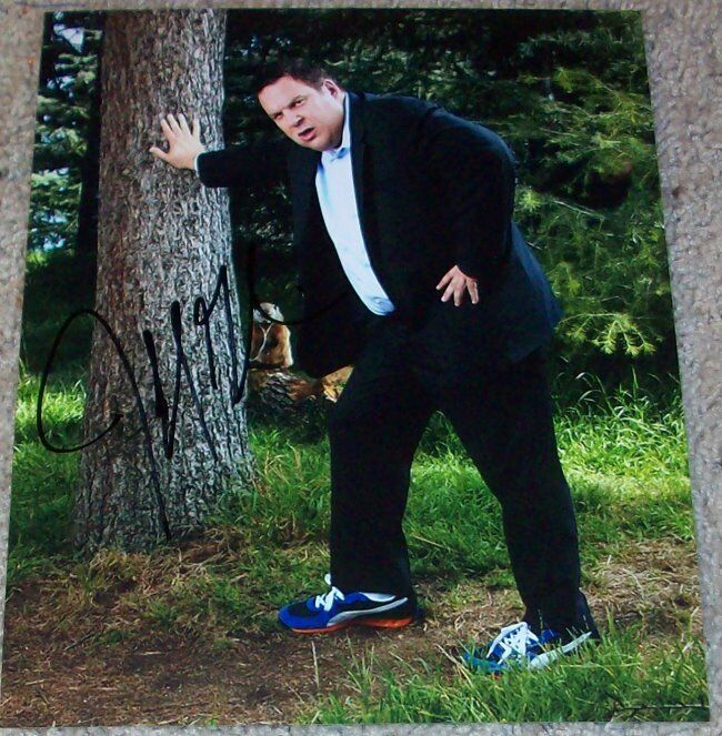JEFF GARLIN SIGNED CURB YOUR ENTHUSIASM 8x10 PHOTO w/PROOF AUTOGRAPH A