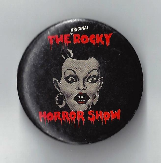 """Tim Curry """"ROCKY HORROR SHOW"""" Meat Loaf / Richard O"""