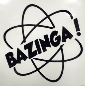 bazinga symbol