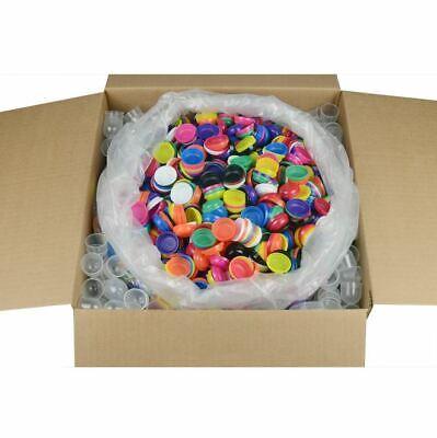 2500 Empty 1.1 Acorn Vending Capsules For Bulk Toys Novelty Machines 1 1 Inch