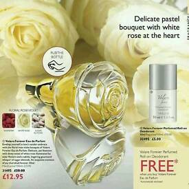 gorgeous perfume and free roll on