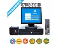 15inch Touch Screen ePOS system, Takeaways, Retail shops, Restaurants...