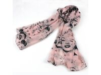 Marilyn Monroe scarf