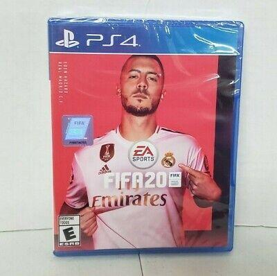 FIFA 20 (Sony Playstation, 2019) (Brand New) Sealed