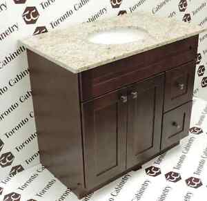 MAPLE KITCHEN & BATH CABINETS SALE