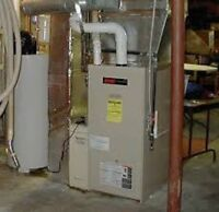 HVAC  FURNACE HUMIDIFIRE, DUCTWORK,SERVICE CERTIFIED  4167101995
