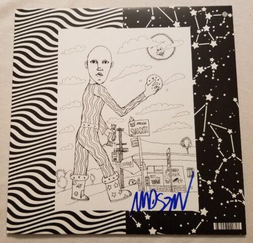 Mndsgn Autographed Snaxx Vinyl LP