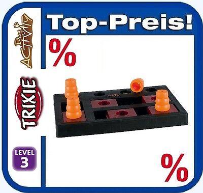 TRIXIE Dog Activity Chess 40 × 27 cm Level 3 Intelligenz Spielzeug