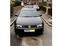Mk4 Golf GTI 25th Anniversary Turbo for sale