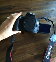 Canon rebel T3I et plus!