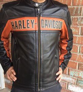 Harley Davidson Motorcycle Jacket Small