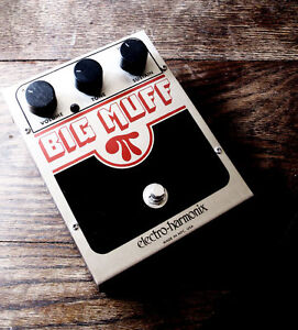 EHX Big Muff for EHX reverb or others