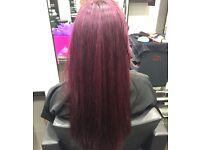 Hair by Ceri- mobile hairdresser