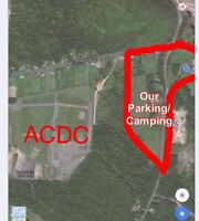 ACDC Concert PARKING/CAMPING/RV - **SUPERB LOCATION** AC/DC