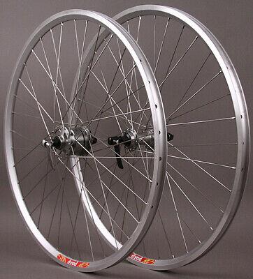 "Mercury Ryde M30 28h 650B 27.5/"" Cyclocross Gravel Mountain MTB Bike Rims PAIR"
