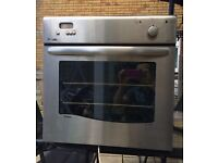 Newworld integrated gas oven
