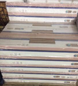 Lot de plancher flottant en bambou