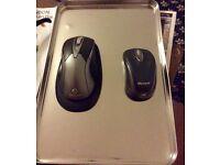 Microsoft wireless laser mouse