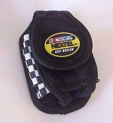NASCAR Heavy Duty Nylon Pouch Motorola/Nextel i530 i560 i850 i580 i670 i860 i710 segunda mano  Embacar hacia Argentina