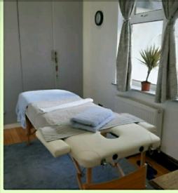 Male Fit Latin Massage