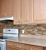 Tile, backsplash and more.