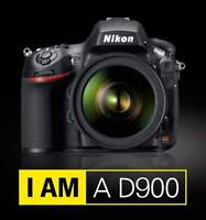 Nikon D900  Vertical Battery Grip Holder Multi-Power Brand New