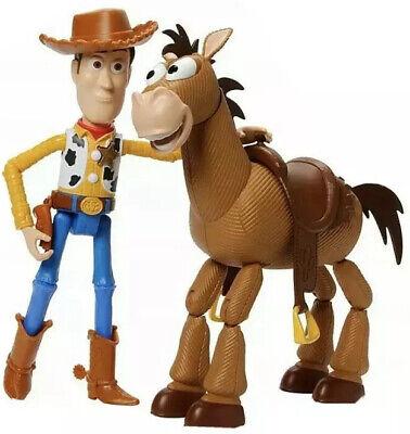 Toy Story Disney Pixar 4 Woody & Bullseye Adventure Pack