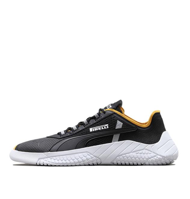 Details about Puma Replicat X Pirelli Motorsport Shoes Sneakers Shoes Black 339855 03 Sz4 12