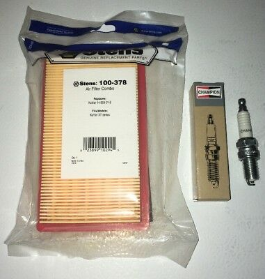 TORO Tune Up Kit For Recycler Models 20370, 20372, 20373, & 20374 (See Details)