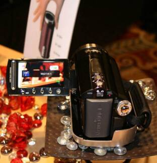 JVC Everio GZ-MG730AA 3GB Harddisk CamCorder Riverton Canning Area Preview