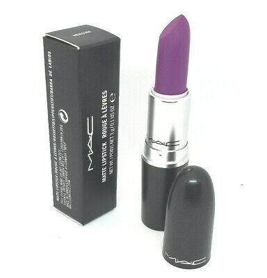 MAC Cosmetics Lipstick Color: HEROINE Retro Matte BNIB Fast/Free Shipping