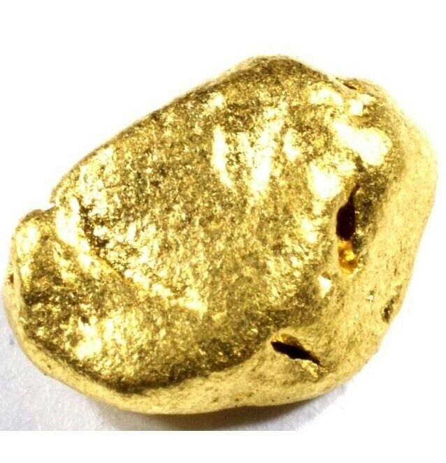 .120+ GRAMS ALASKAN YUKON BC NATURAL PURE GOLD NUGGET FROM HAND PICKED LOT