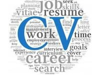 CV writing and cover letter Sevices