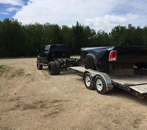 2014 dodge 3500 dually box tailgate bumper