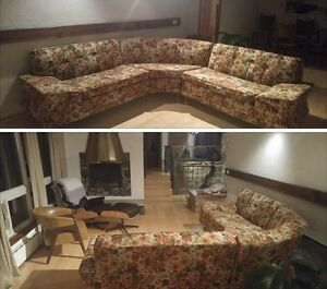 Retro couch in excellent condition