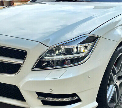 NEW GENUINE MERCEDES BENZ MB CLS CLASS W218 CHROME LID MOULDING A2187570089