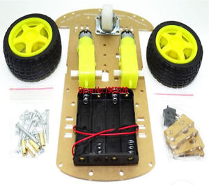 Robot Car Chassis for Arduino Cambridge Kitchener Area image 3