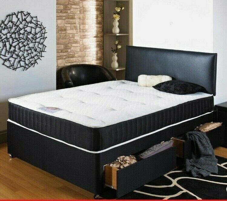 Wondrous Free Delivery Brand New Double Orthopaedic Bed Sets Single Double King All Sizes Available In Rochester Kent Gumtree Pdpeps Interior Chair Design Pdpepsorg