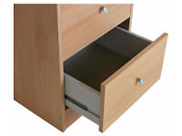 Stunning condition 3 drawer desk