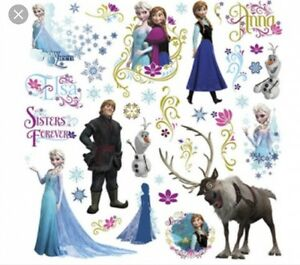Frozen Wall Decal Stickers