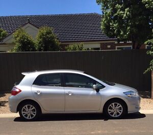 Toyota Corolla Ascent Sport 2011 (auto) Essendon Moonee Valley Preview