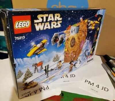 Lego Star Wars Advent Christmas Countdown Calendar #75213 (307 Pcs) New 2018 set