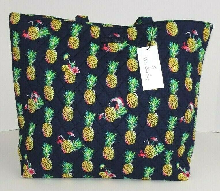 nwt essential tote bag toucan party