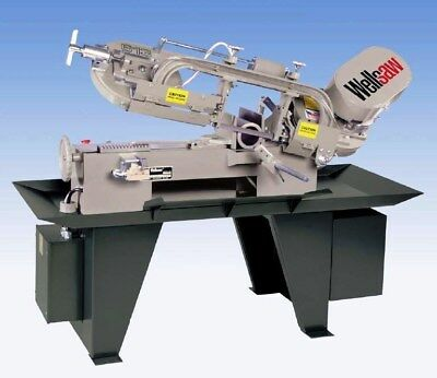Wellsaw 6 X 13 Metal Working Manual Band Saw Model 613 New