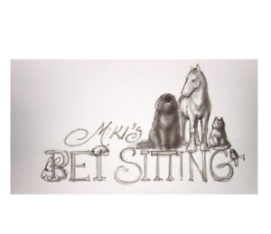 MIKI's PET SITTING Acacia Gardens Blacktown Area Preview