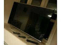 "47"" LED 3D Flatscreen TV Panasonic"